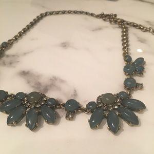 Jcrew Bejeweled Necklace